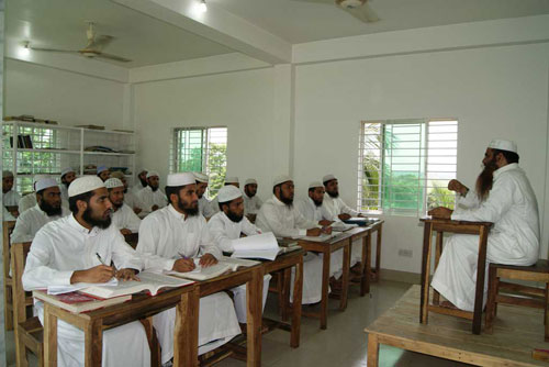 Teacher of Madrasha