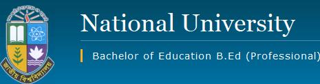 BED/BMED Course Admission Result 2014 - www.nuadmission.com