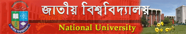 National University Honours Admission Subject and Seat Number