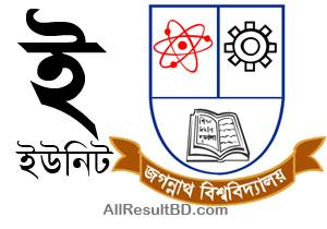 Jagannath university E unit admission Result and seat plan 2014-15