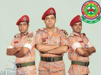 Bangladesh Fire Service Recruitment Result 2015