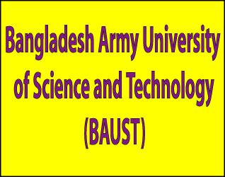 BAUST Admission Result 2015