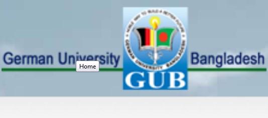 German University Bangladesh Starts Its Formal Journey