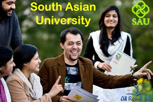 South Asian University Admission Test Circular 2015-2016