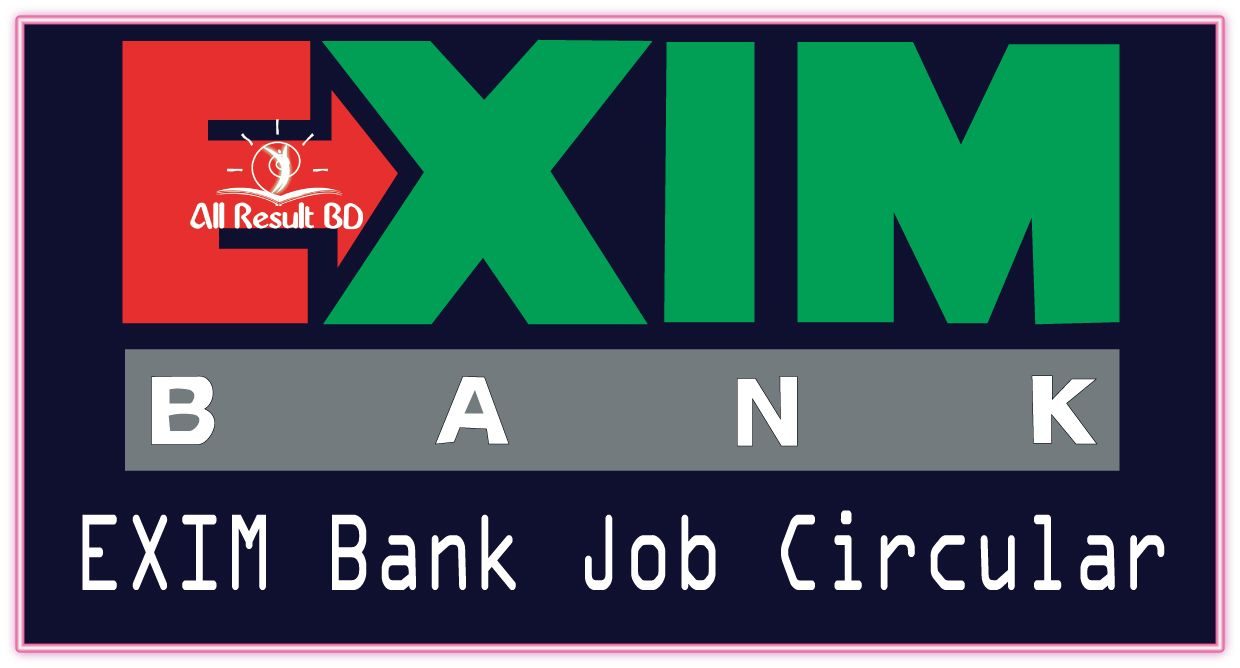 EXIM Bank BD Trainee Officer Job Circular 2016