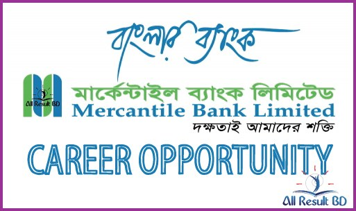 Mercantile Bank Job Circular Online Apply 2018
