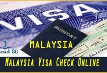Malaysia Visa Check Online