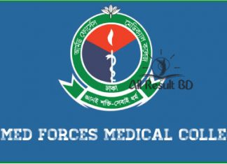 Armed Forces Medical College Admission Notice