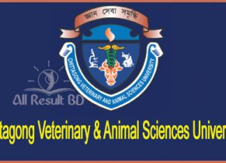 Chittagong Veterinary & Animal Sciences University Admission