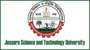 Jessore Science and Technology University Admission Circular