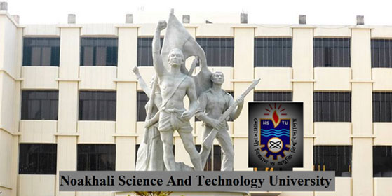 Noakhali Science and Technology University Admission Notice