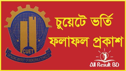 CUET Admission Test Result