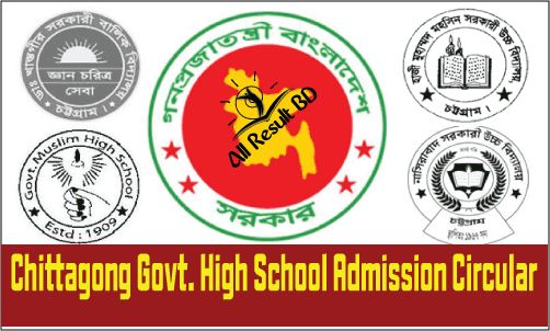 Chittagong Govt High School Admission