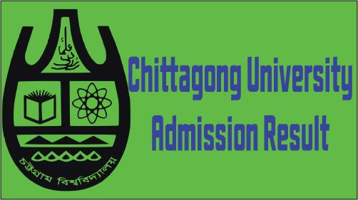 Chittagong University Admission Test Result