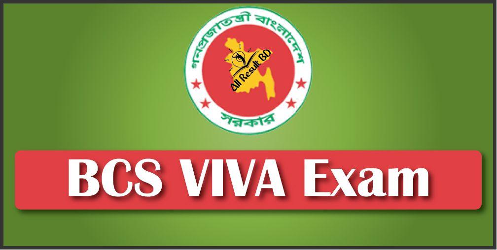 40 BCS VIVA Exam