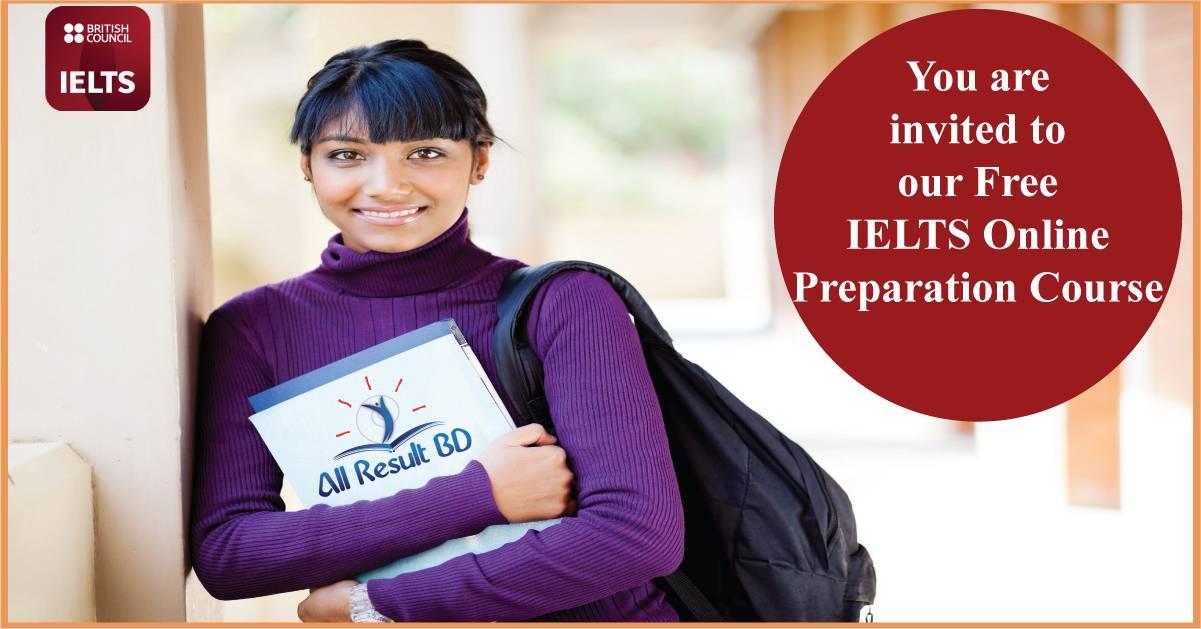 Free IELTS Online Preparation Course by British Council