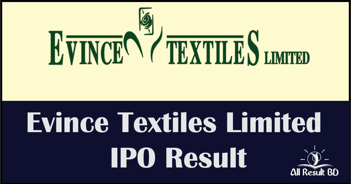 Evince Textiles Limited IPO Result and Application Info