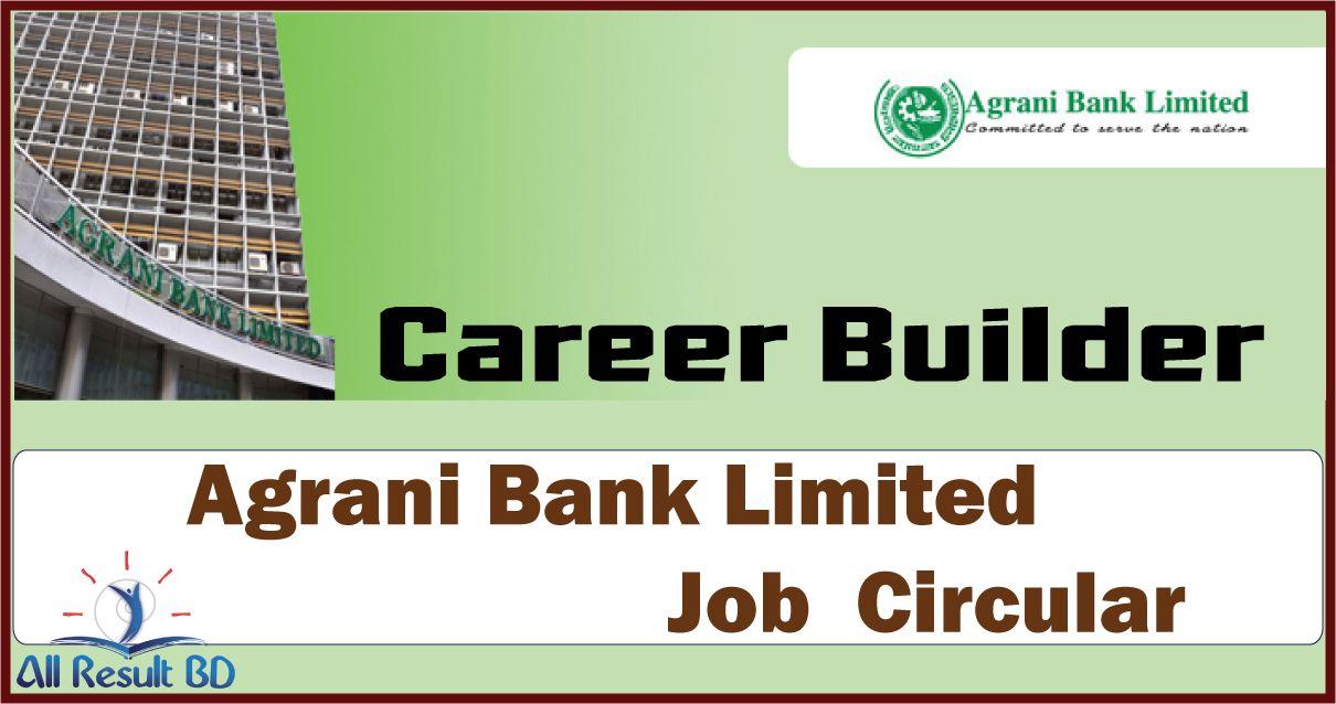Agrani Bank Job Circular Senior Officer 2016 Agranibank.org career