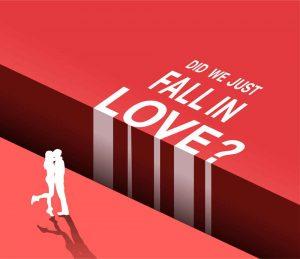 valentines day Creative wallpaper