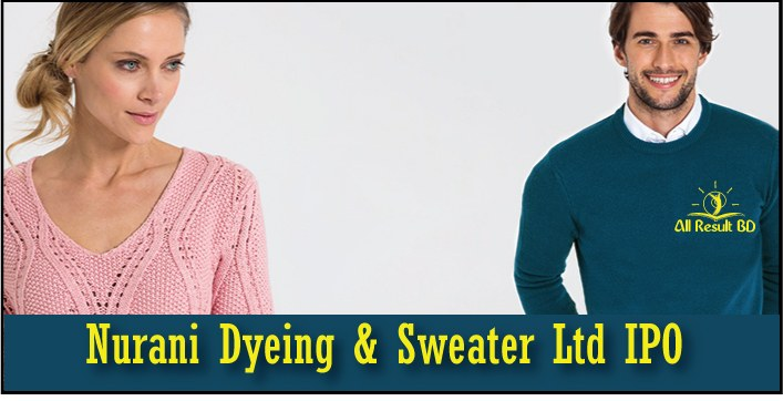 Nurani Dyeing & Sweater ltd IPO result