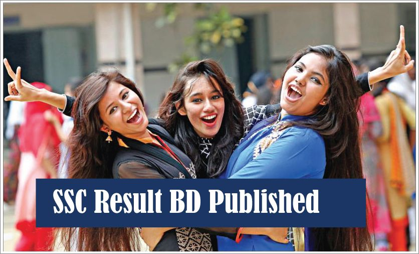 SSC Result 2018 Published