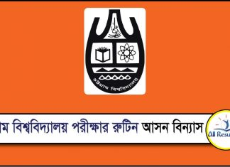 Chittagong University Admission Test Date