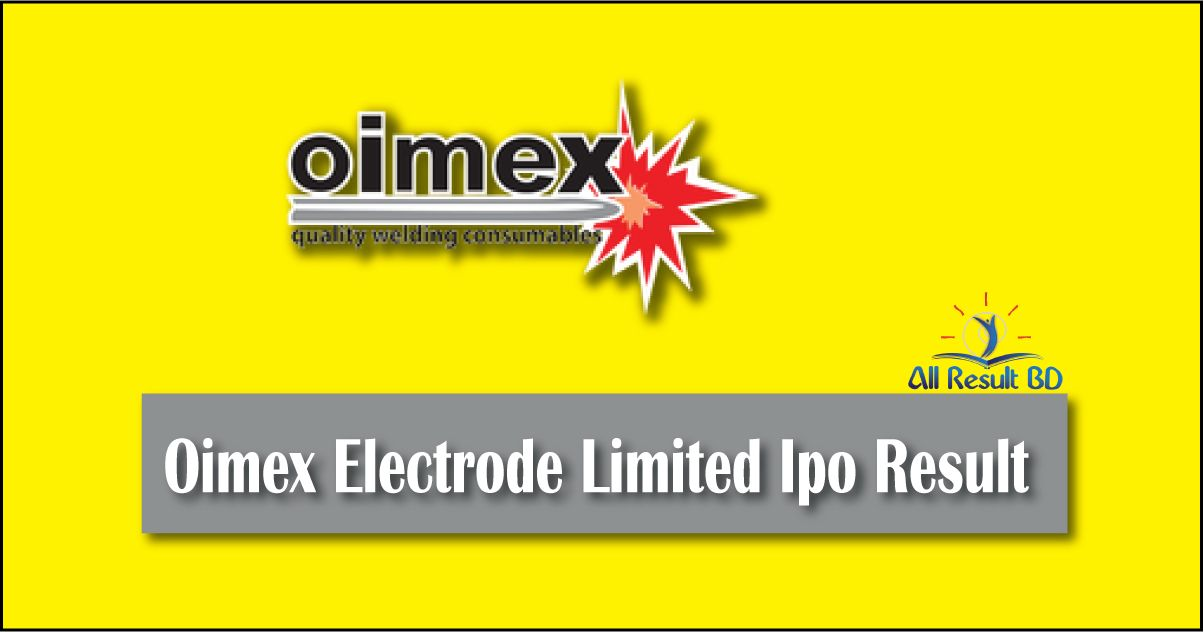 Oimex Electrode Limited Ipo Result
