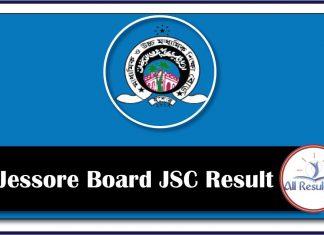 Jessore Board JSC Result