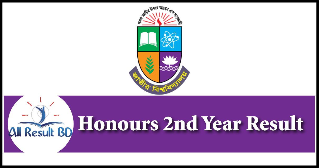 NU Honours 2nd Year Result