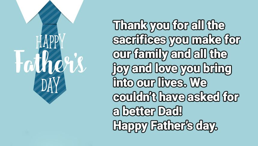 Father's Day 2019 Greetings