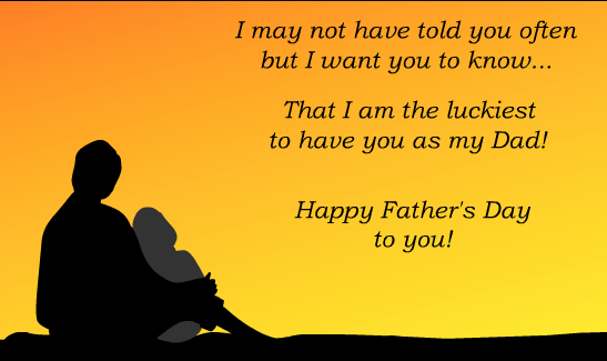 Happy Fathers Day SMS
