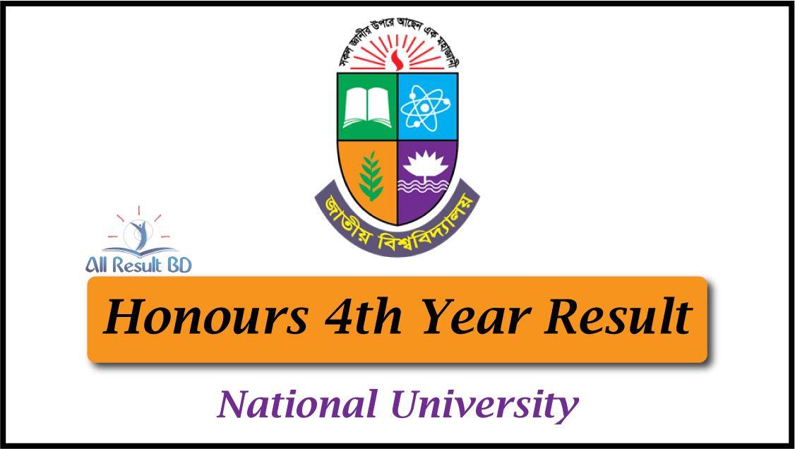 NU final year result