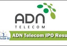 ADN Telecom IPO