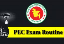 PEC Exam routine