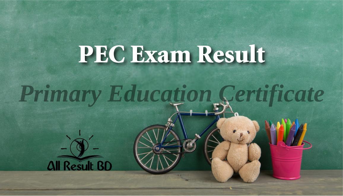 PEC exam result