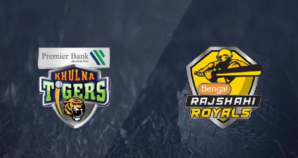 BPL Khulna Tigers vs Rajshahi Royals