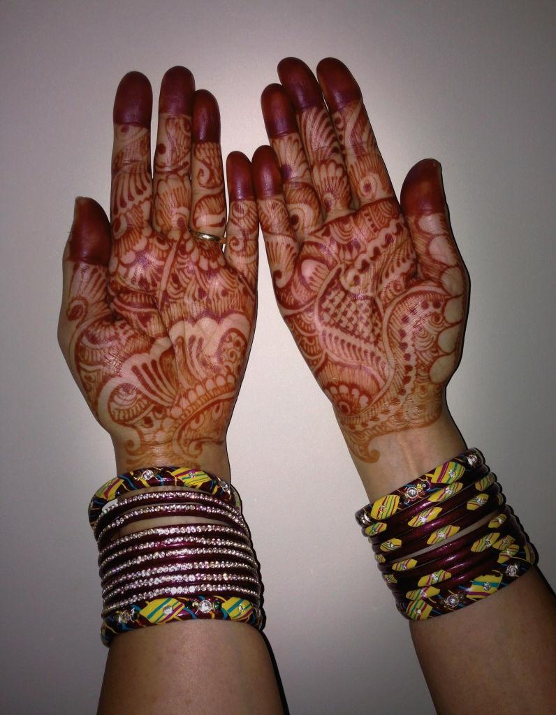 easy eid mehndi designs