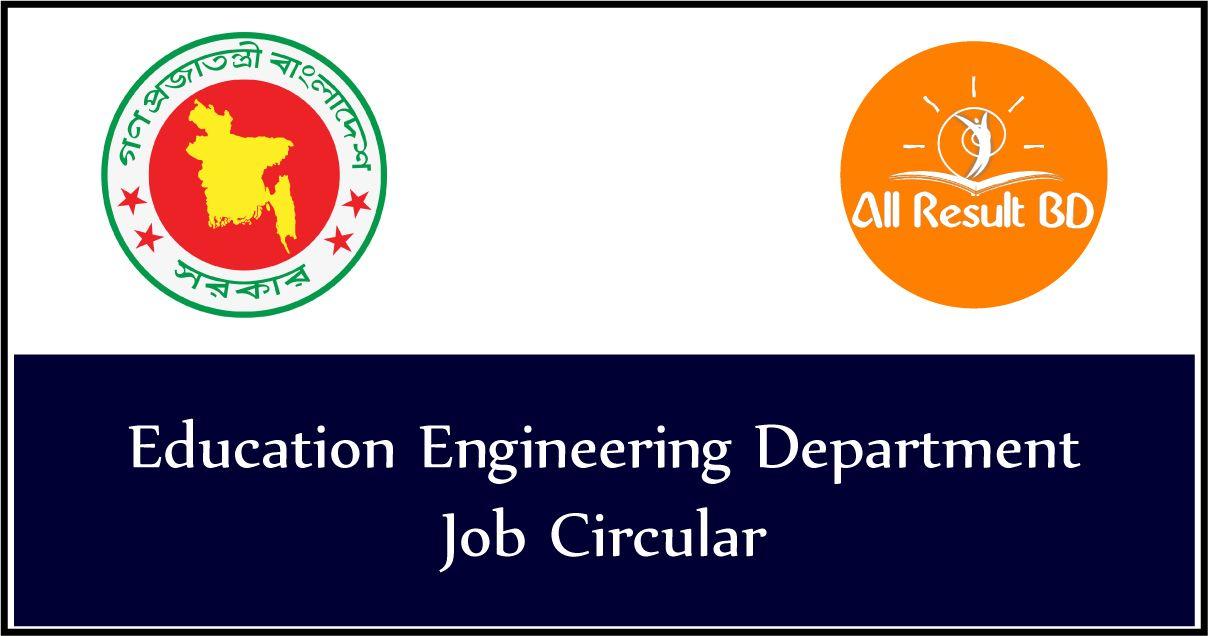 EEDMOE Job Circular