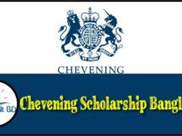Chevening Scholarship Bangladesh