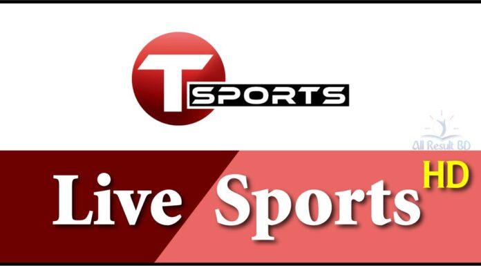 TSports Live TV
