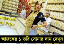 Bangladesh Gold Price