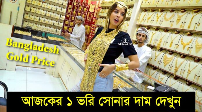 Bangladesh Gold Price