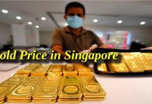 Gold Price in Singapore