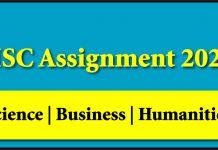 HSC Assignment 2021