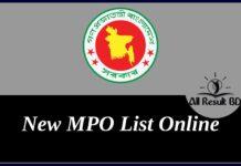 MPO list