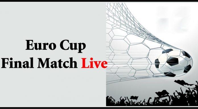 Euro Cup Final Match
